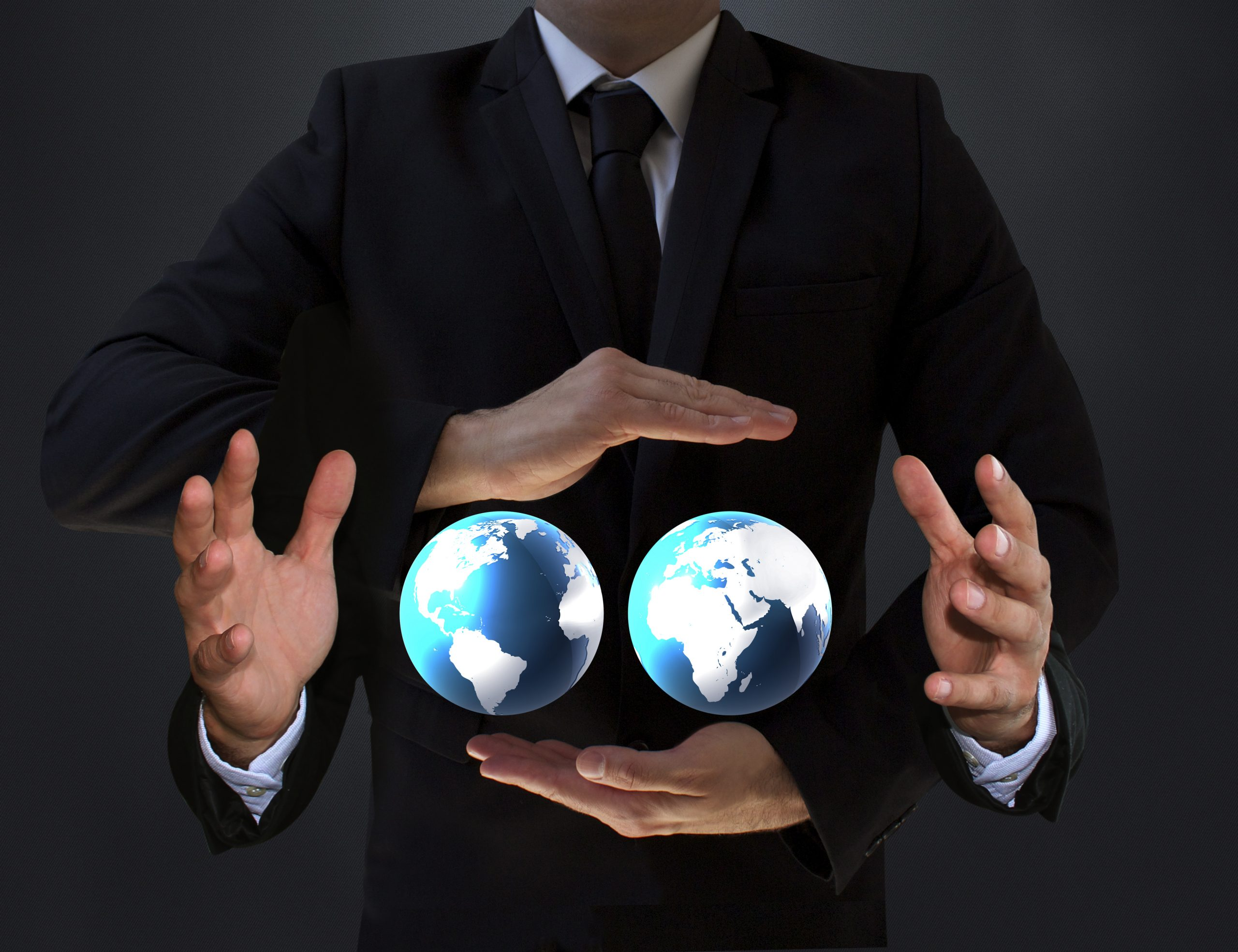Global Business Uniting Different Worlds